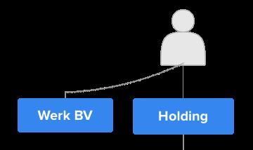Werk bv, holding