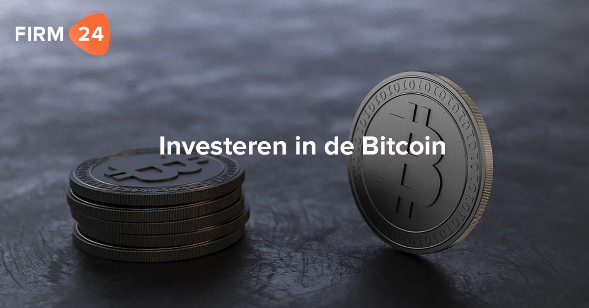 Investeren in Bitcoins: de risico's voor een BV