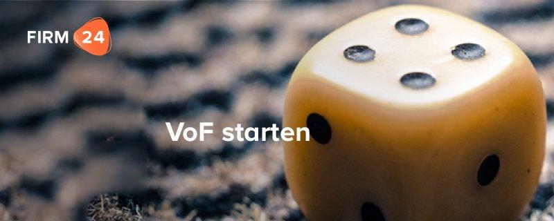 VoF starten? – voor- en nadelen van de VoF