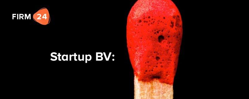 Voorstel Startup BV: een goed begin!